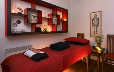 House of Fertility and Healing_Acupuncture Treatment Room